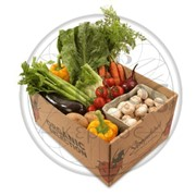 Тара для фруктов и овощей фото
