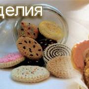 Выпечка кондитерских изделий. фото