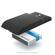 Усиленный аккумулятор (АКБ, батарея) для телефона LG Craftmann FL-53HN фото