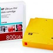 Картридж HP Ultrium LTO3 800GB (C7973A) фото
