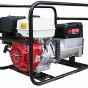 Агрегат сварочный с дополнительным генератором переменного тока 220В фото