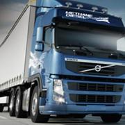 Грузовик-тягач Volvo FM MethaneDiesel, грузовики с метано-дизельным двигателем фото
