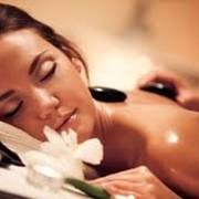 Стоун-терапия - массаж горячими камнями фото