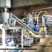 Бывшее в эксплуатации оборудование для производства гиперпрессованных строительных материалов: кирпича, тротуарной плитки фото