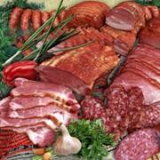 Мясные продукты фото