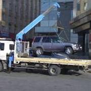 Услуги автоэвакуатора в Киеве и области фото