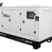 Дизельный генератор GMGen GMI140 в шумозащитном кожухе фото
