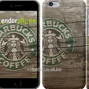 Чехол на iPhone 6 Starbucks 1 2311c-45 фото