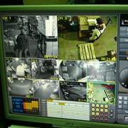 Монтаж систем видеонаблюдения и контроля доступа фото