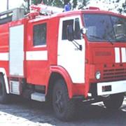 Автоцистерна пожарная AЦ-60 (53212, 53215) модель 256 предназначена для доставки к месту пожара боевого расчета, средств пожаротушения и служит для тушения пожаров водой и воздушно-механической пеной. фото
