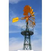 Ветрогенераторы вертикальные и горизонтальные фото