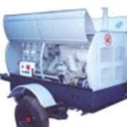 Энергоагрегат сварочный дизельный двухпостовой АСМ-2-2 (1+1+ПКСД) фото