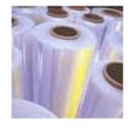 Пленки пластиковые, полимерные термоусаживающиеся,плёнки ПВХ /пищевая/ для кондитерской и хлебобулочной промышленности фото