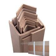 Защитный уголок картонный 45 х 4 фото