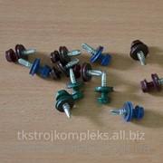 Винт TEX-H 4,8х19 -цинк фото