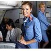 Перевозки авиационные пассажирские. фото