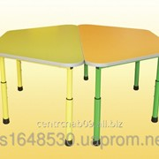 Комплект из 2-х трапецевидных столов, 0308x2 фото