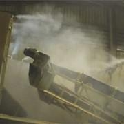 Системы пылеподавления (создания водяного тумана) фото