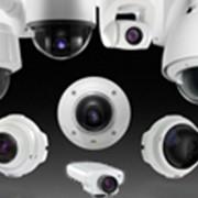 Организация системы видеонаблюдения фото