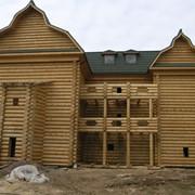 Строительство деревянных храмов фото