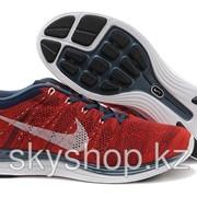 Кроссовки Nike Flyknit Lunar1+ Red 40-44 Код Lunar11 фото