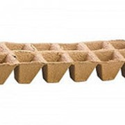 Торфяной горшочек квадр. 50*50 (24шт) фото