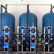 Системы очистки воды для производств фото