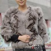 Пальто меховые: лисий мех 8 фото