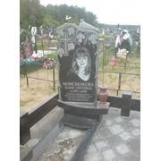 Памятники из гранита Гомель Беларусь фото