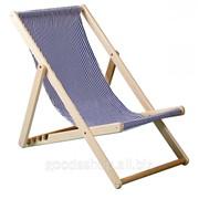 Шезлонг пляжный Шезлонг - 1 фото