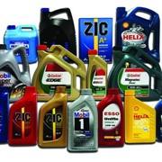 Моторные масла и технические жидкости фото