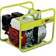 Мотопомпы серии MP для чистой, загрязненной и грязной воды фото