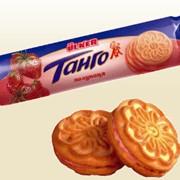 Печенье - ТАНГО клубники фото