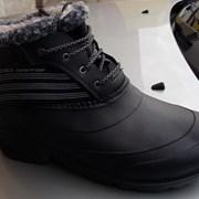 Зимние ботинки из ЭВА фото