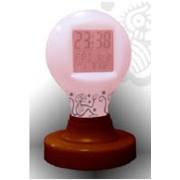 Часы Магическая лампа - дисплей с подсветкой фото