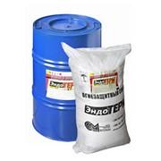 Эндотерм ХТ 150 поставляется в виде двух компонентов: раствора полимера в сольвенте (компонент I) и смеси антипиренов, терморасширяющегося графита и наполнителей (компонент II) фото