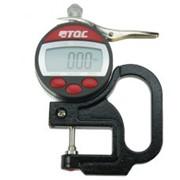 Толщиномер TQC SP1570 (на ленте TESTEX, цифровой) фото