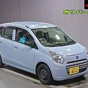 Хэтчбек 7 поколение SUZUKI ALTO ECO кузов HA35S гв 2013 пробег 31 тыс км цвет синий фото