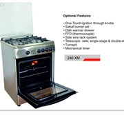 Газовая плита 246 XM IDEAL фото