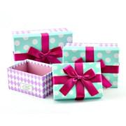 Коробки подарочные в ассортименте фото