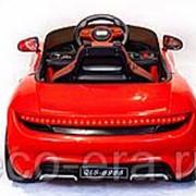 Детский электромобиль Toyland Porsche Sport QLS 8988 фото