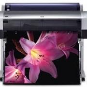Печать на баннерной ткани литой матовой непросветной фото