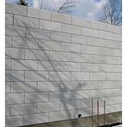 Блоки газосиликатные (из ячеистого бетона)  фото
