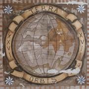 Фреска Карта фото