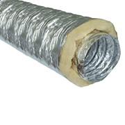 Воздуховод гибкий (изолированный) фото