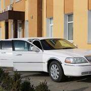 5-ти дверный Lincoln Town Car Limousine FEDERAL 2007 г.в.,салон обновлён в 2016 фото