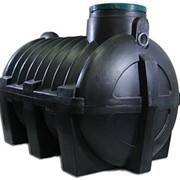 Септик для монтажа в грунт GG-3000 фото