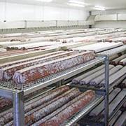 Установки термостатной выдержки для дозревания и сушки колбас фото