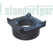 Патрубок Spark ПАЛВ-10.14.07-ПП для лотка водоотводного пластикового Артикул:6825 фото