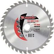 Matrix Пильный диск по дереву, 185 х 20 мм, 36 зубьев, кольцо 16/20 Matrix Professional фото